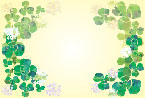 Clover background 4
