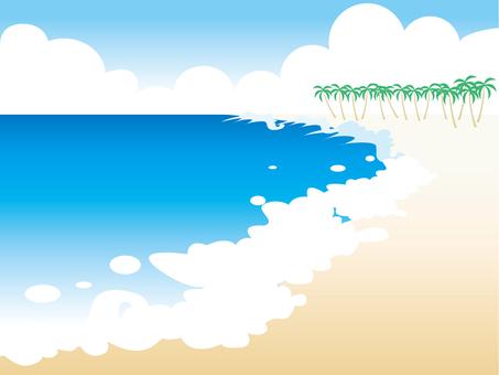 Summer sea B