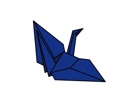 Folding crane B-2