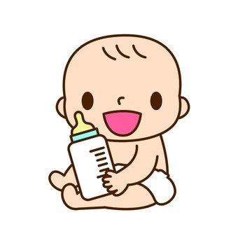 아기 우유 3