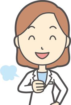 젊은 의사 여자 -189- 가슴