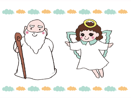 천사와 하나님
