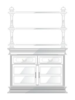 Antique furniture Welsh dresser