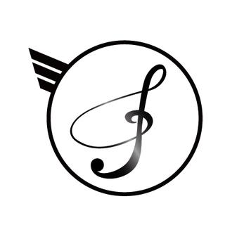 음악 로고 아이콘 4
