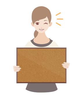 Aestheticians Corkboard