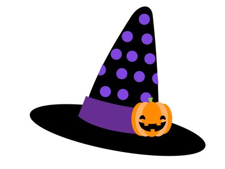 Halloween hat ②