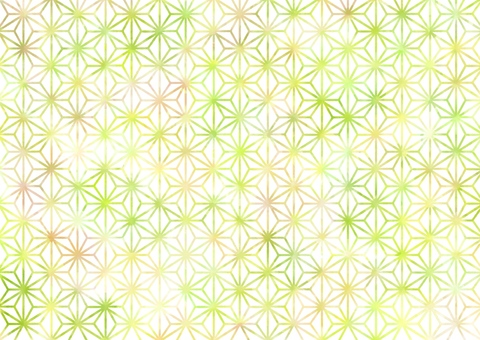 Hemp leaf pattern