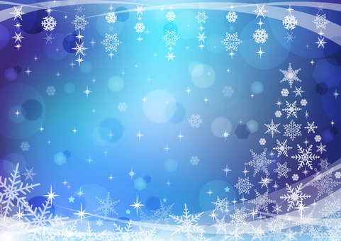 Winter Material Christmas 319