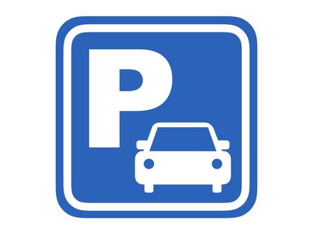 Parking Parking parking mark