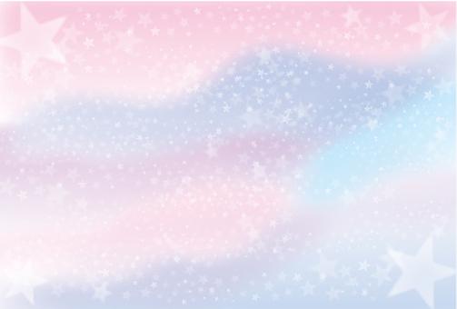 大理石星空