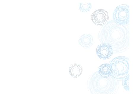 Texture Swirl pattern blue