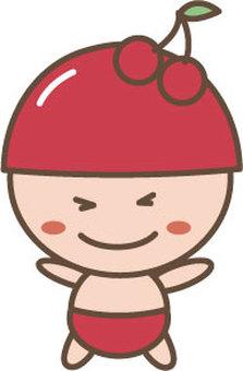 Cherry character 2