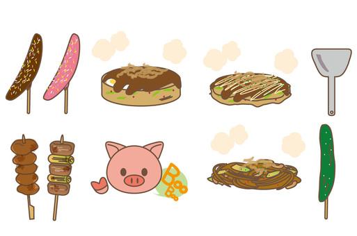 Festival food 02