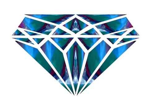 Jewelry shape color design