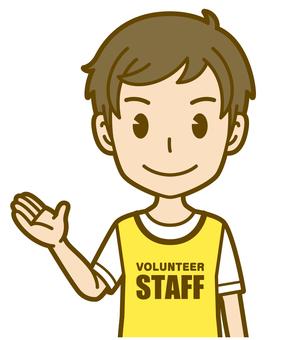 Male (volunteer): A_Information 01BS