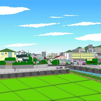 Tamachi Housing