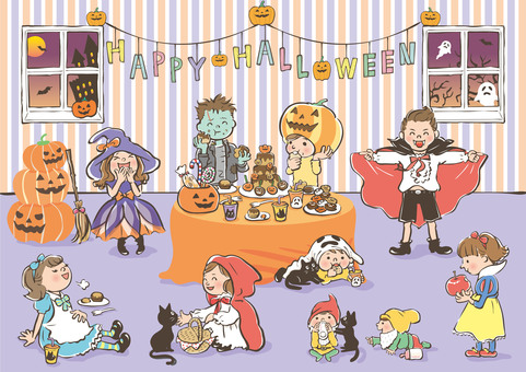 Halloween ★ party