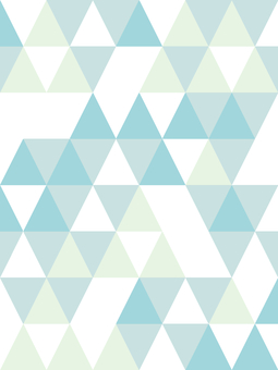 Triangle background material 03 / blue b