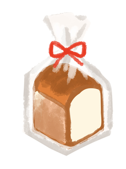Bread wrapping