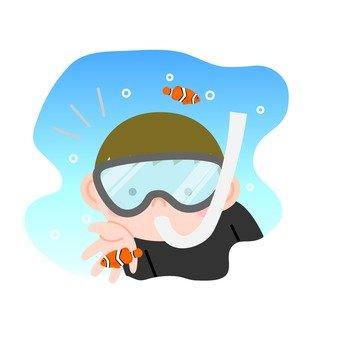 Boys · Snorkeling 2