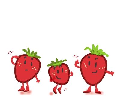 Story of strawberries