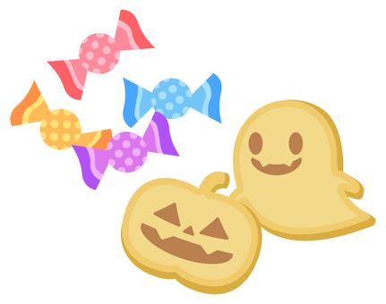 Halloween Cookie 3