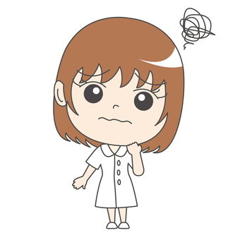 Nurse A: Front: Troubled face 2: Moyamoya