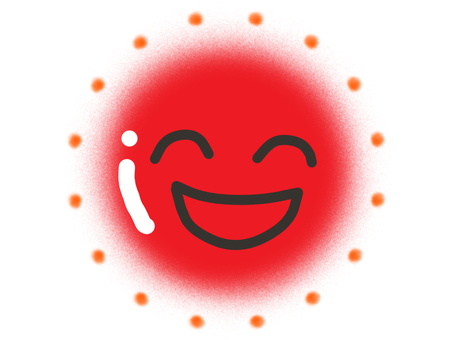 Laughing sun 5