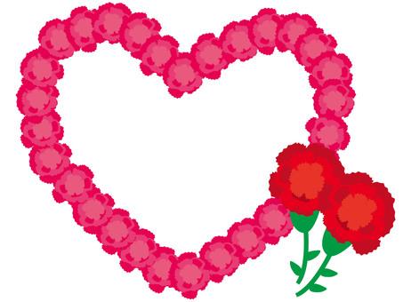 Carnation (Heart)