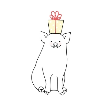 Pigs and gifts