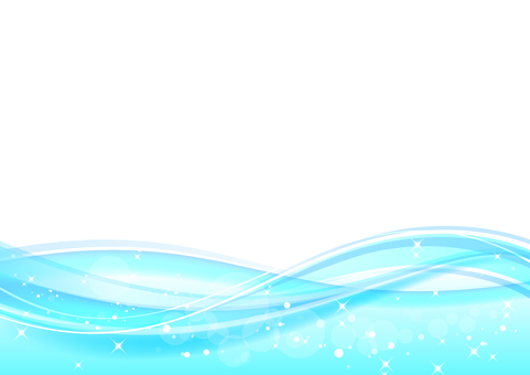 Background wave material 56