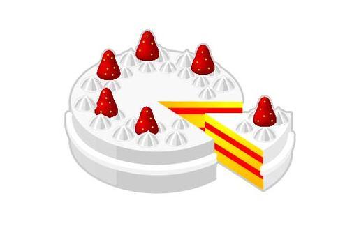Decoration cake 2