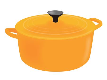 Pot Kitchen Series