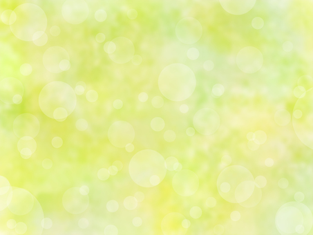 Watercolor style fresh green background