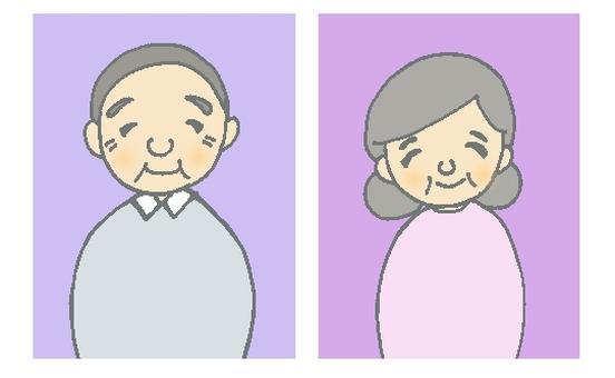 Year / month ⑫ Tenshi (gray)
