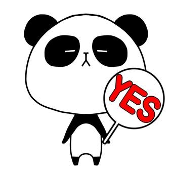 Panda YES