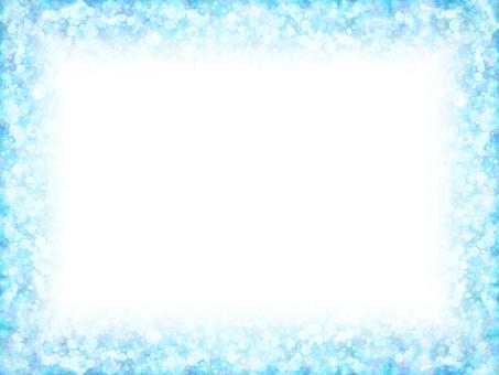 Mixing dot 77 (blue frame)