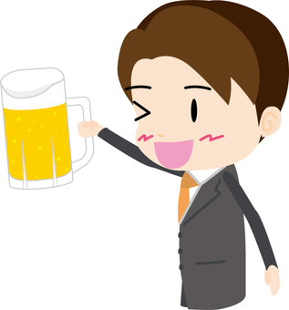 Drinking party (male)