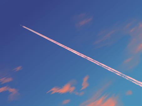 Flying machine cloud 2
