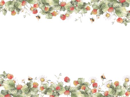 花枠370-ワイルドベリーと野の花花枠