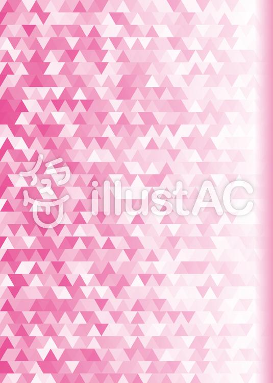 三角背景1のイラスト