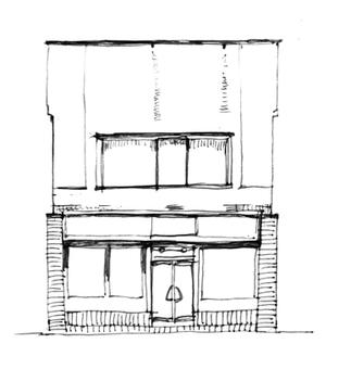 古い店舗1