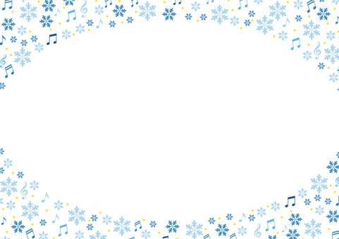 Winter ornament 015