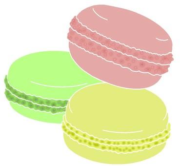 Sweets 6 macaroon