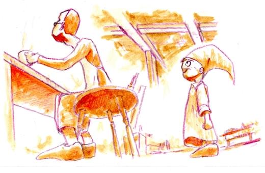 工匠和矮人