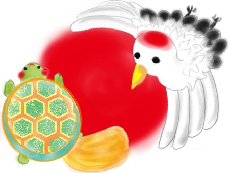 Tsurukame and Asahi