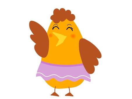 Bird's mother