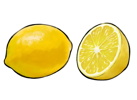 Fruit (lemon)