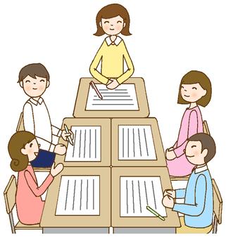 Reunion 11 (Parents' Association Parents) Line Tea