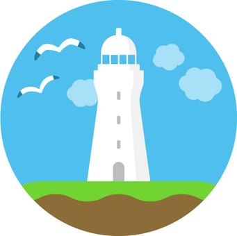 Lighthouse _ daytime